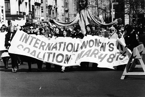 Women's Coalition March